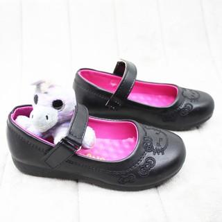 5f71b7d2e Z843&Z843-1 Black Shoes/School Shoes/Kids Shoes For Girls | Shopee ...