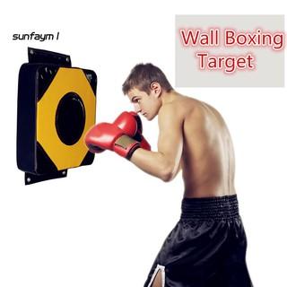 Boxing Reflex Speed Punch Ball Sanda Boxer Raising Reaction Force Hand Eye T 5Q9