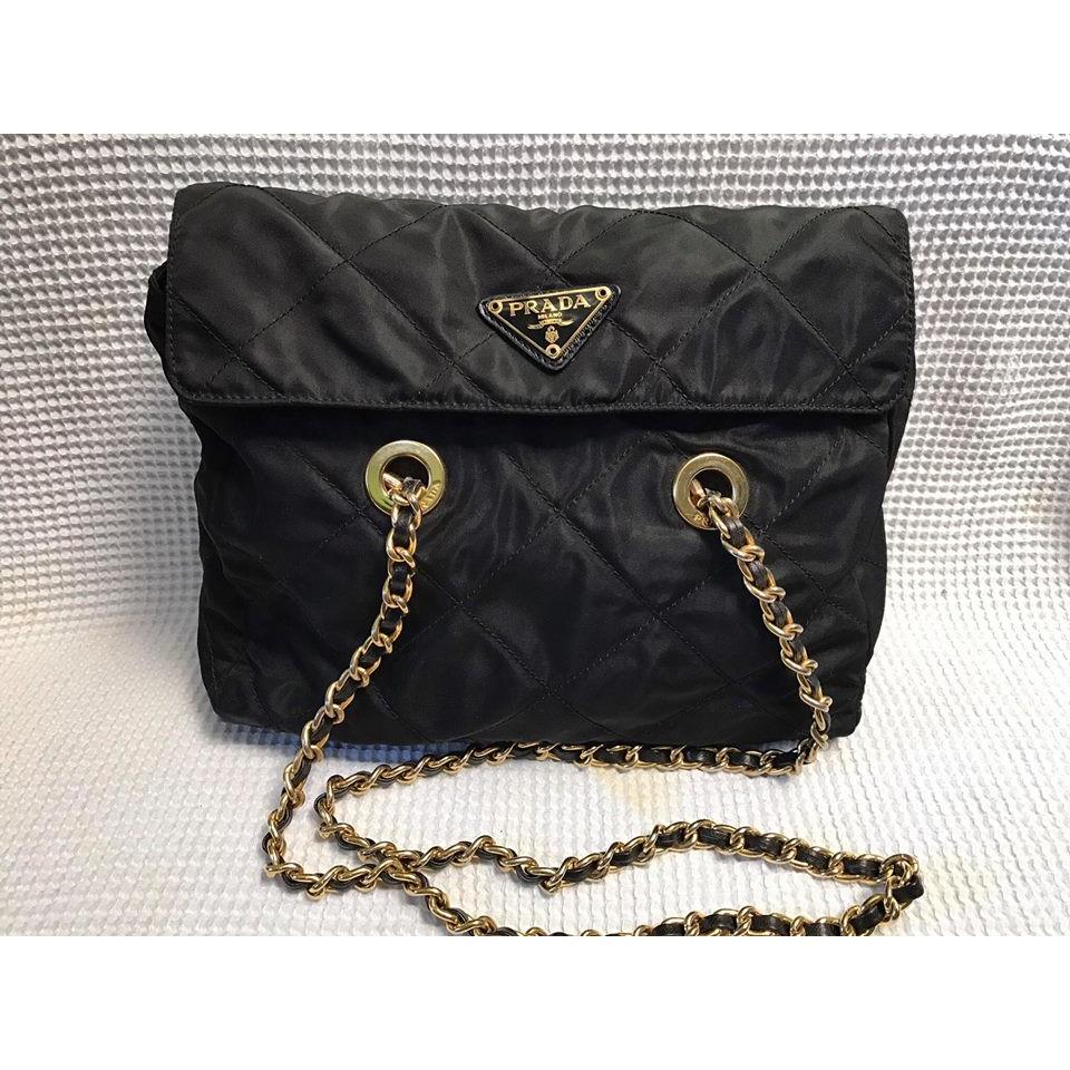 4f72bfd69886 Prada BN4216 Tessuto Nylon Bag
