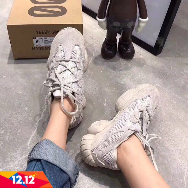 newest 3dbf7 12fde 2018 Adidas yeezy 500 boost Influx sports casual shoes runni