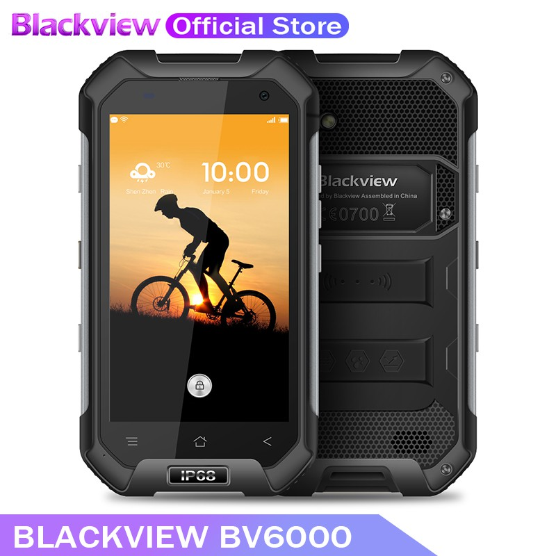 Blackview BV6000 RAM 3GB/ROM 32GB Smartphone Android 6 0 Mobile Phone