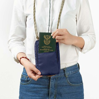 619f64d9134c Naturehike Multi-function Travel Bag Passport Credit ID Card Cash ...