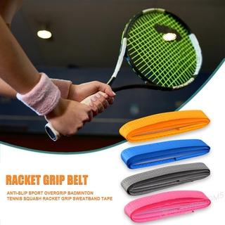 Absorb Sweat Racket Anti-Slip Tape Handle Grip Fr Tennis Badminton Squash Band