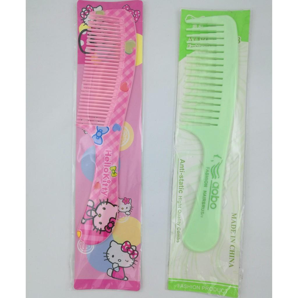 9f5cfe934 fashion plastic hair brush hellokitty comb | Shopee Philippines