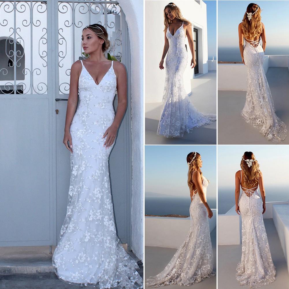 Big Sell Bridal Gown V Neck Lace Summer Sleeveless Shopee Philippines,Princess Aurora Wedding Dress Maleficent 2