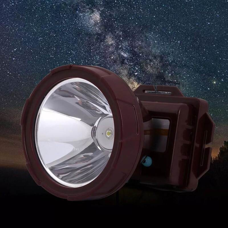 Rechargeable Led Headlights High