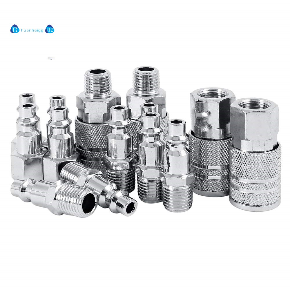 For PCL 1//4 3//8/'/' Adaptor Air Tool Fitting Airline Hose Quick Connect Replaces