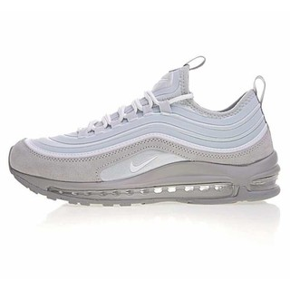 Nike Air Max 97 Ul '17 SE Unisex Leather Light Grey White