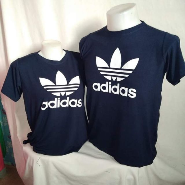 adidas t shirt couple