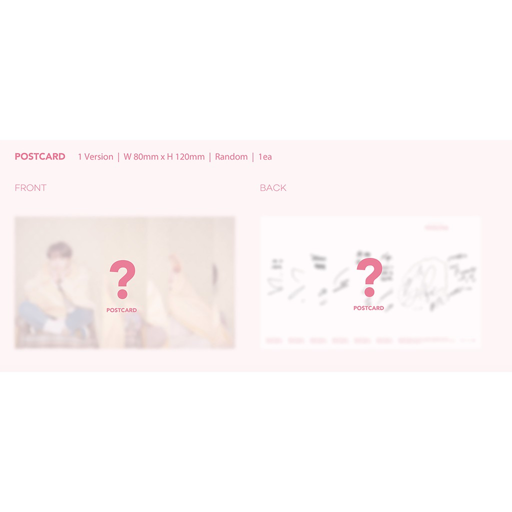 BTS Map of the Soul Persona album | Random version | Shopee Philippines