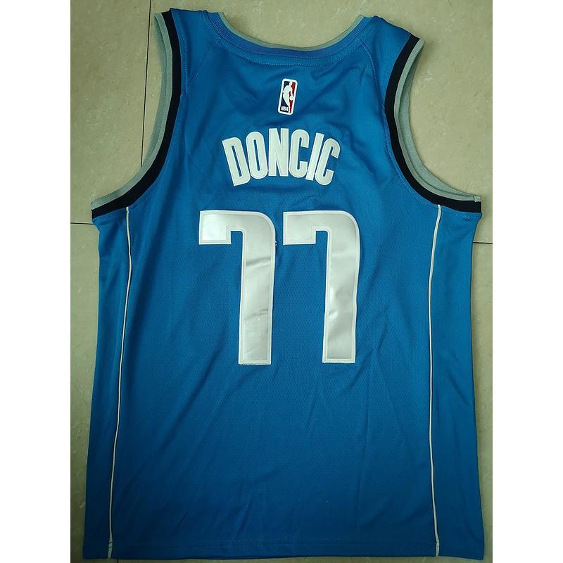 5c8ff53e8 Luka Doncic Dallas Maverics NBA Jersey