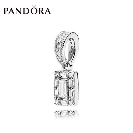 21eedd3f7 pandora Luminous Ice Pendant Necklace 925 silver diamond | Shopee ...