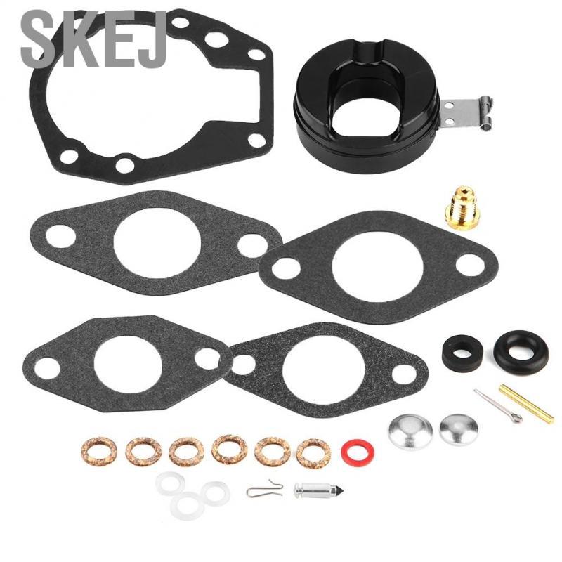 25pcs Carburetor Carb Repair Rebuild Kit for Johnson//Evinrude 439071 0439071 Carburetor Repair Kit