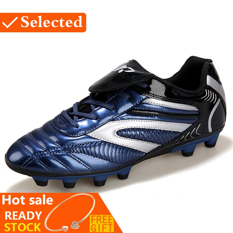 Fashion Men Boys Soccer Cleats Shoes Outdoor Football Sports Trainer Sneakers