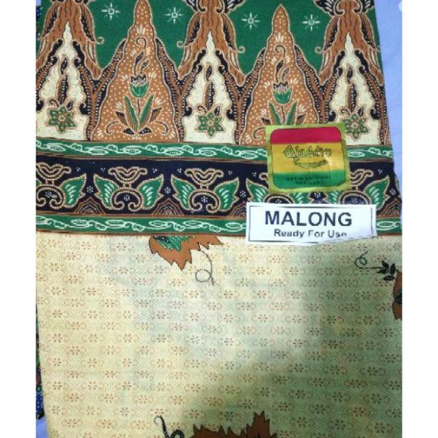 Zamboanga's Pride Malong Batik