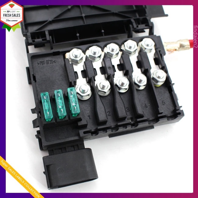 3-Pin Fuse Box Battery Terminal For Volkswagen VW Jetta/ Bora MK4  1J0937550A archives.statelegals.staradvertiser.comArchived Notices