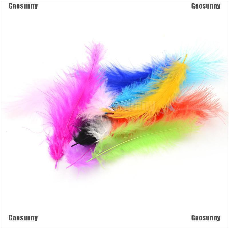 Bulk 50pcs Hot Pink Rooster Feathers 12-20cm DIY Craft Millinery Dream Catcher