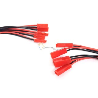 10pcs 2.54mm male to Female Wire Jumper Cable for Arduino Breadboard SETC