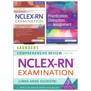 NCLEX EXAMINATION BOOK | Shopee Philippines