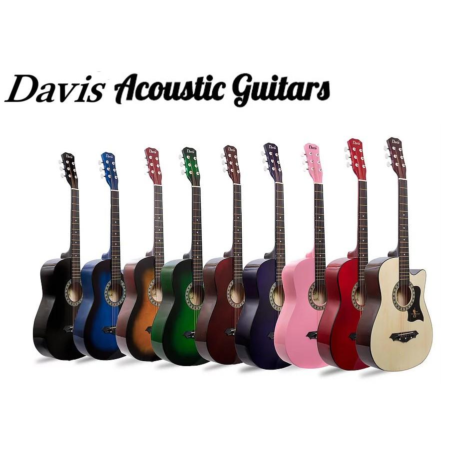 Davis Acoustic Guitar Shopee Philippines