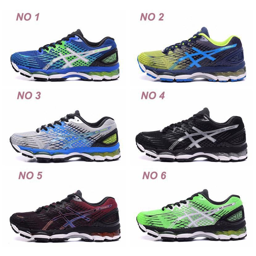 huge discount 43bbd d48ce QX Original Asics Gel Nimbus 17 Men Professional Sports Running
