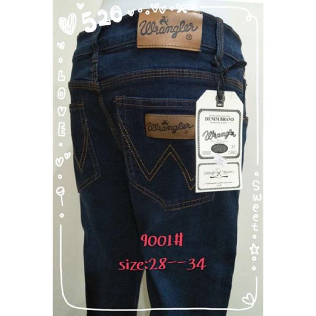 e347db37 Wrangler jeans for Men | Shopee Philippines