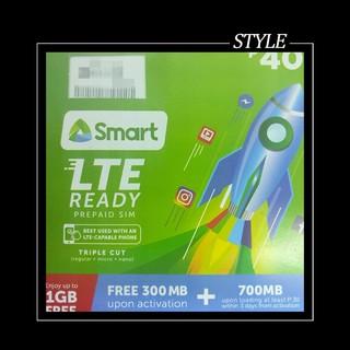 TM LTE Prepaid Sim (Triple Cut) | Shopee Philippines