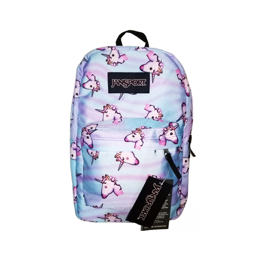 64511d357 Jansport Bag - Unicorn | Shopee Philippines