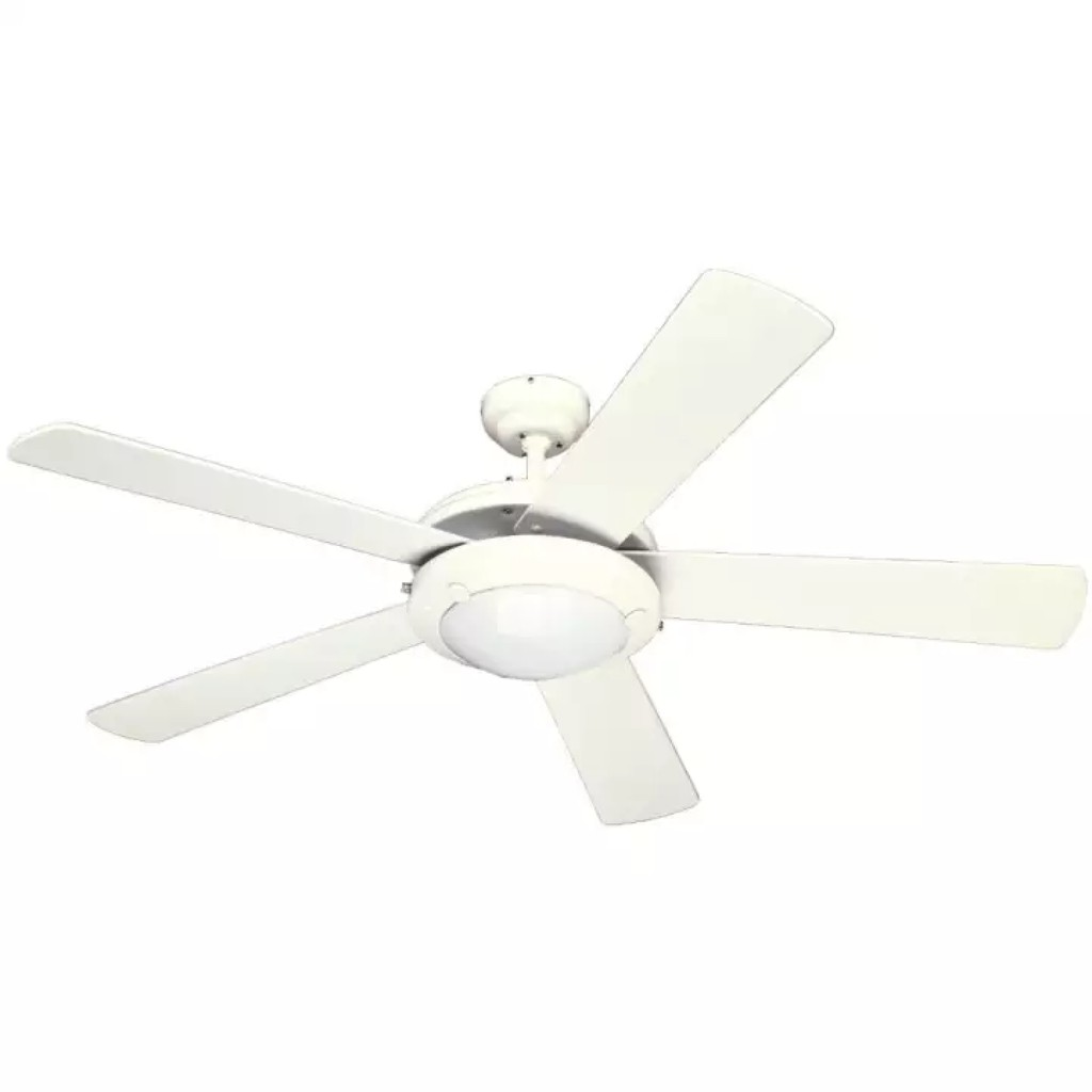 Westinghouse Wh5c52whd Comet 52 Ceiling Fan White Shopee Philippines