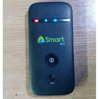 SMART LTE Pocket wifi, Model: ZTE MF65M