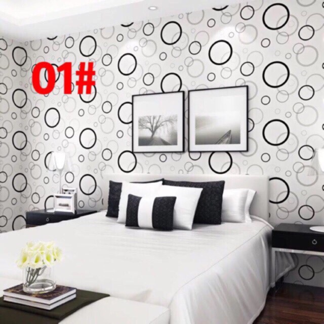 bhw adhesive wallpaper sticker l20 | shopee philippines