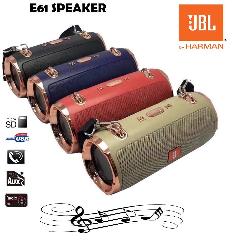 JBL E61 Portable Bluetooth Speaker