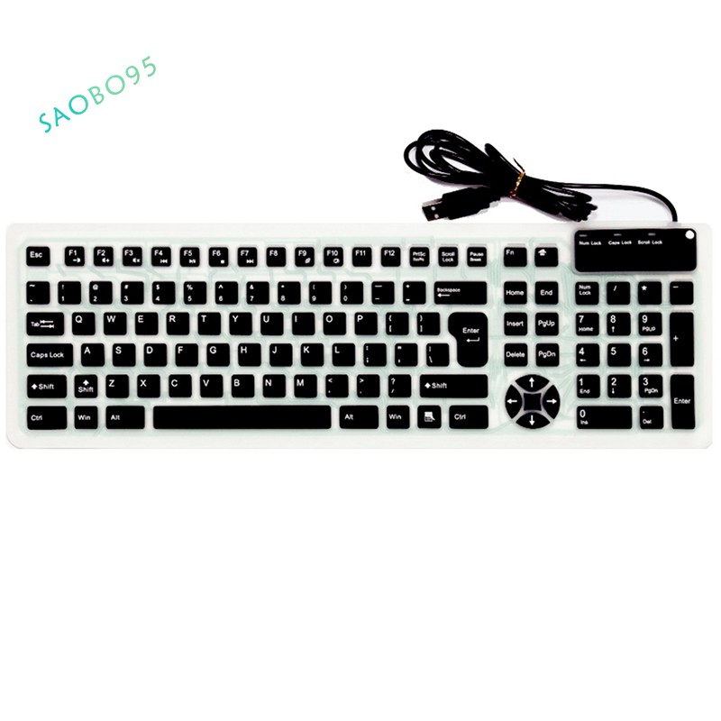 Wireless Keyboard and Mouse Mini Rechargeable Bluetooth Keyboard with Mouse Noiseless Ergonomic Keyboard for Pc Tablet Phone,9 in English Black
