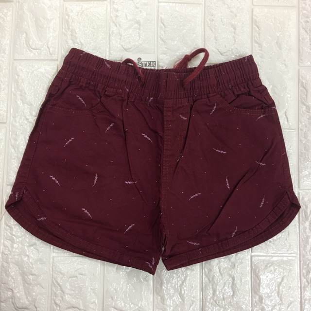 preloved denim maong shorts kids shopee philippines
