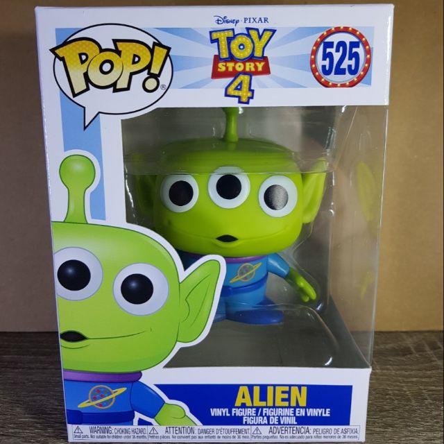 Funko POP Disney Pixar Toy Story 4: Alien Figure #525 IN STOCK