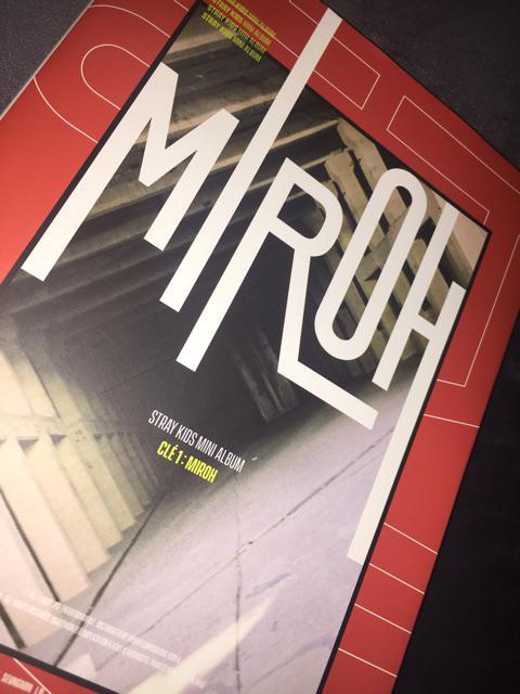 OFFICIAL] Stray Kids Cleh 1: Miroh (Regular Versions