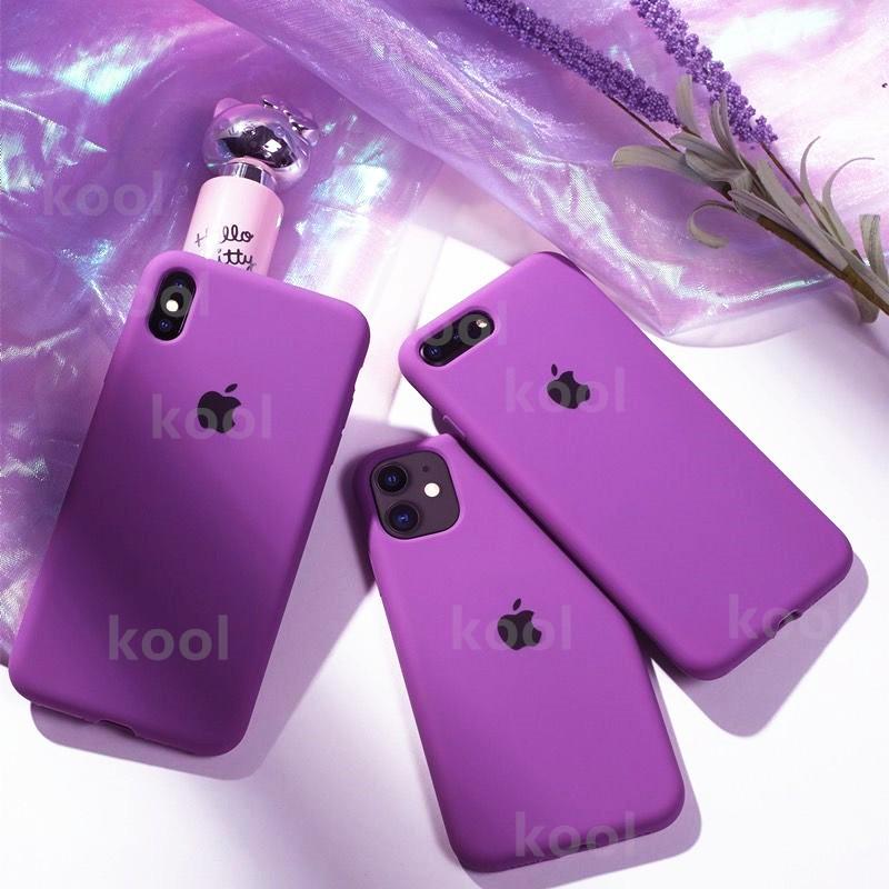 Purple Full coverage iPhone 12 12 PRO MAX /12MINI /11 PRO ...