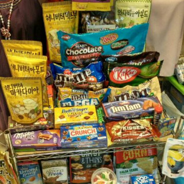 All Time Favorite Candies and Snacks Wholesale and Retail