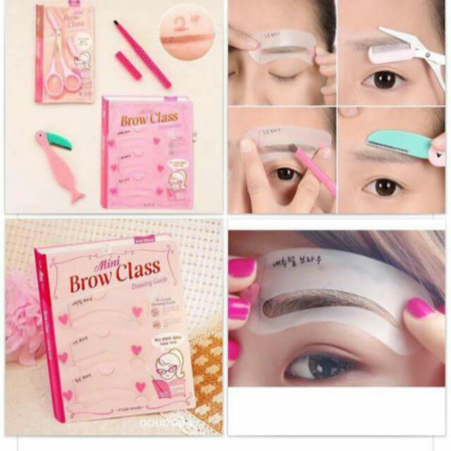 Brow Class 4in1 Set Shopee Philippines