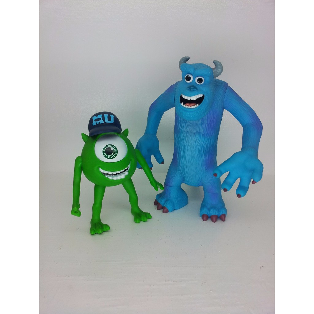 Monster Inc  Scare Students: Mike and Sulley
