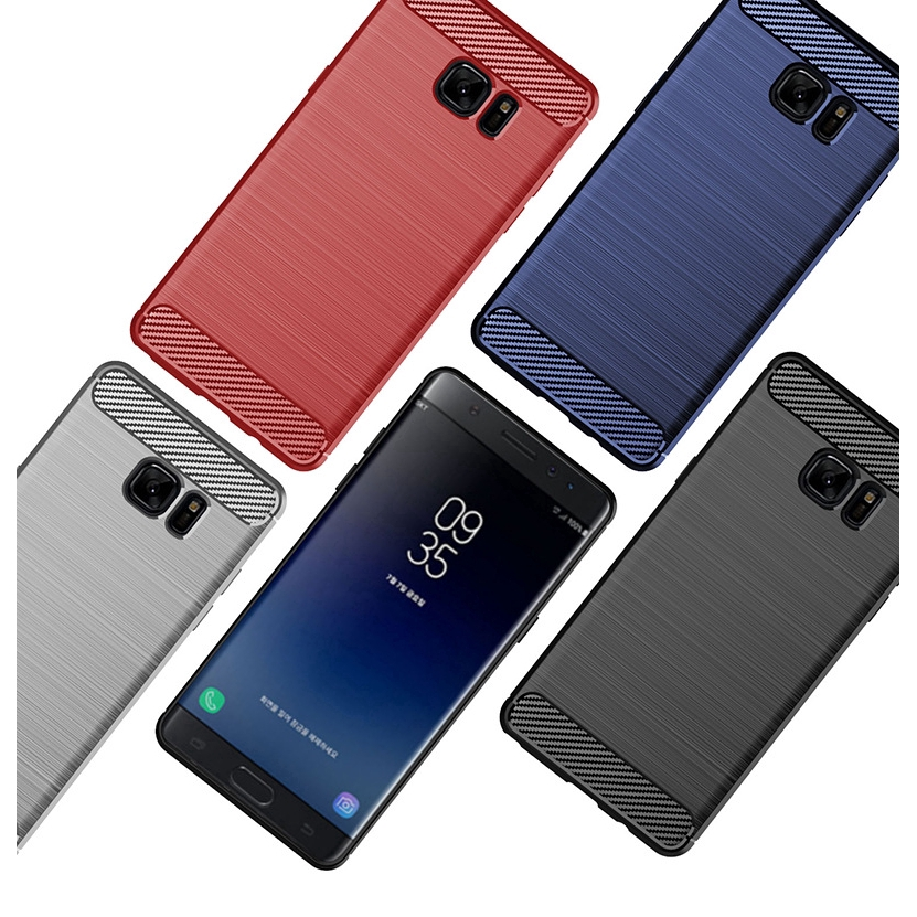 TPU case for Samsung Galaxy FE Note 7 note 8 note 9 note 10