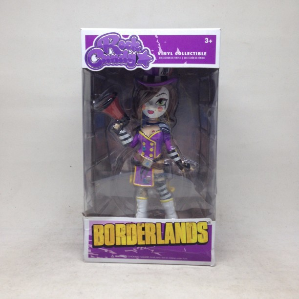 NEW Funko Rock Candy Mad Moxxi Collectible Figure from Borderlands 5 Inch Tall