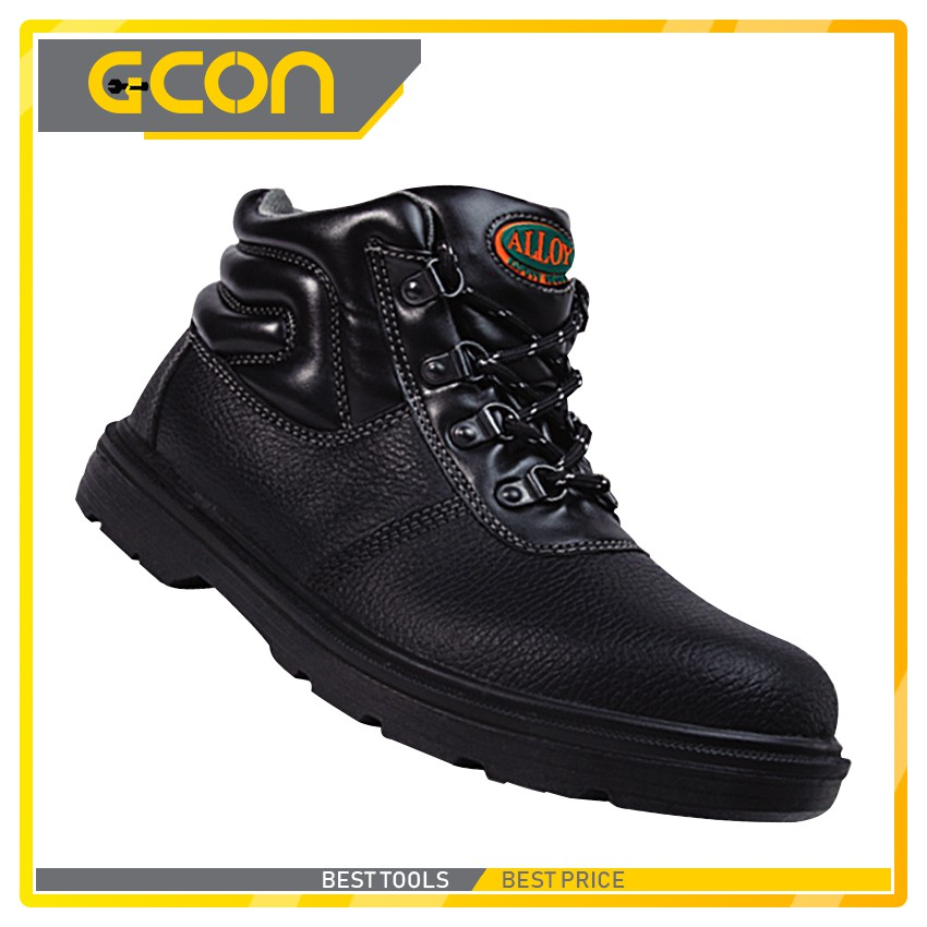 0a8f16d038ef5c ALLOY AD300-S2 Safety Shoes Steel Toe Protection Durable | Shopee  Philippines