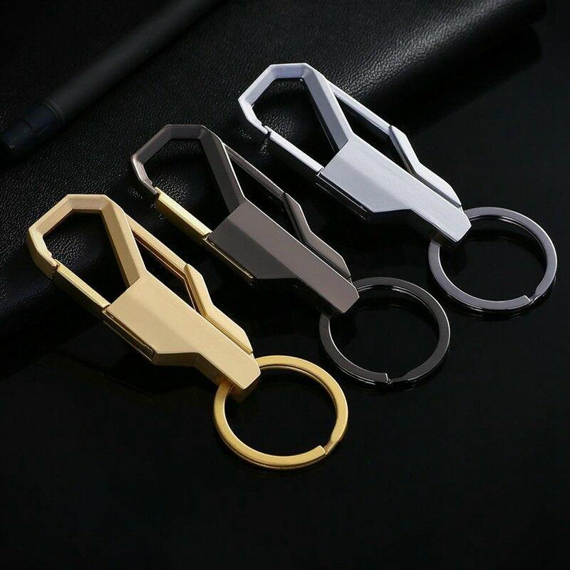 Fashion Alloy Metal Keyfob Gift Car Keyring Keychain Key Chain Ring Accessory