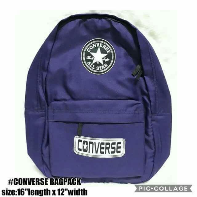136a4dbc6a5c Converse Bag Pack