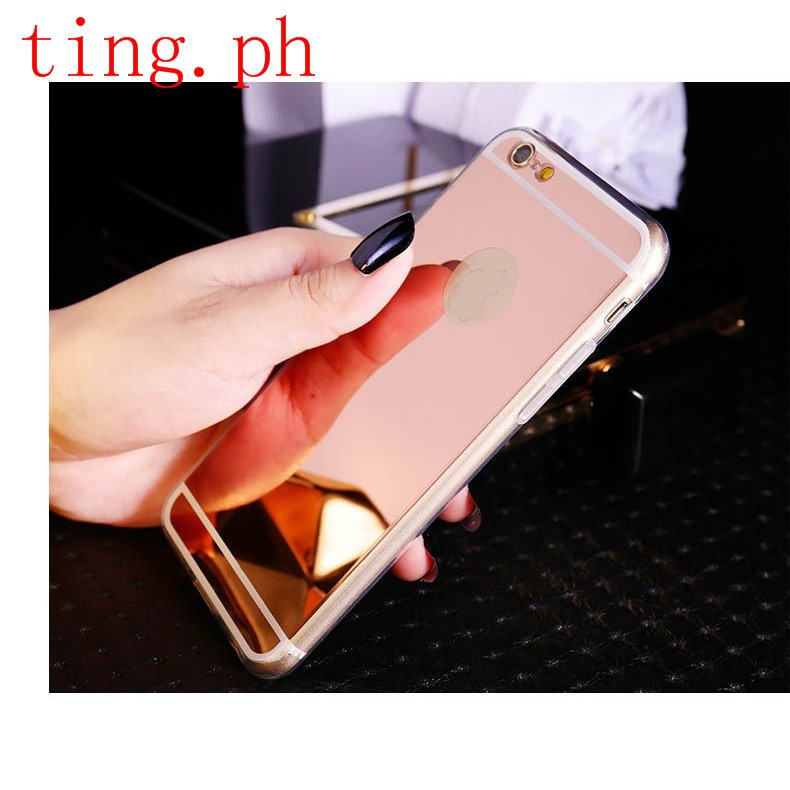 save off 4b311 691e0 for oppo A71 A73 A79 mirror soft jelly case
