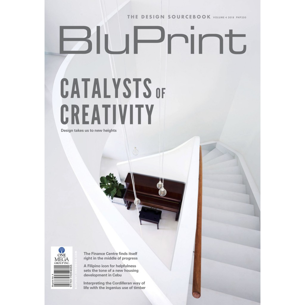 BluPrint Magazine Vol  4 2018