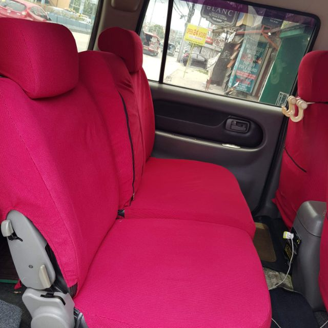 Fortuner Customized Car Seat Cover, Customized Car Seat Cover Philippines