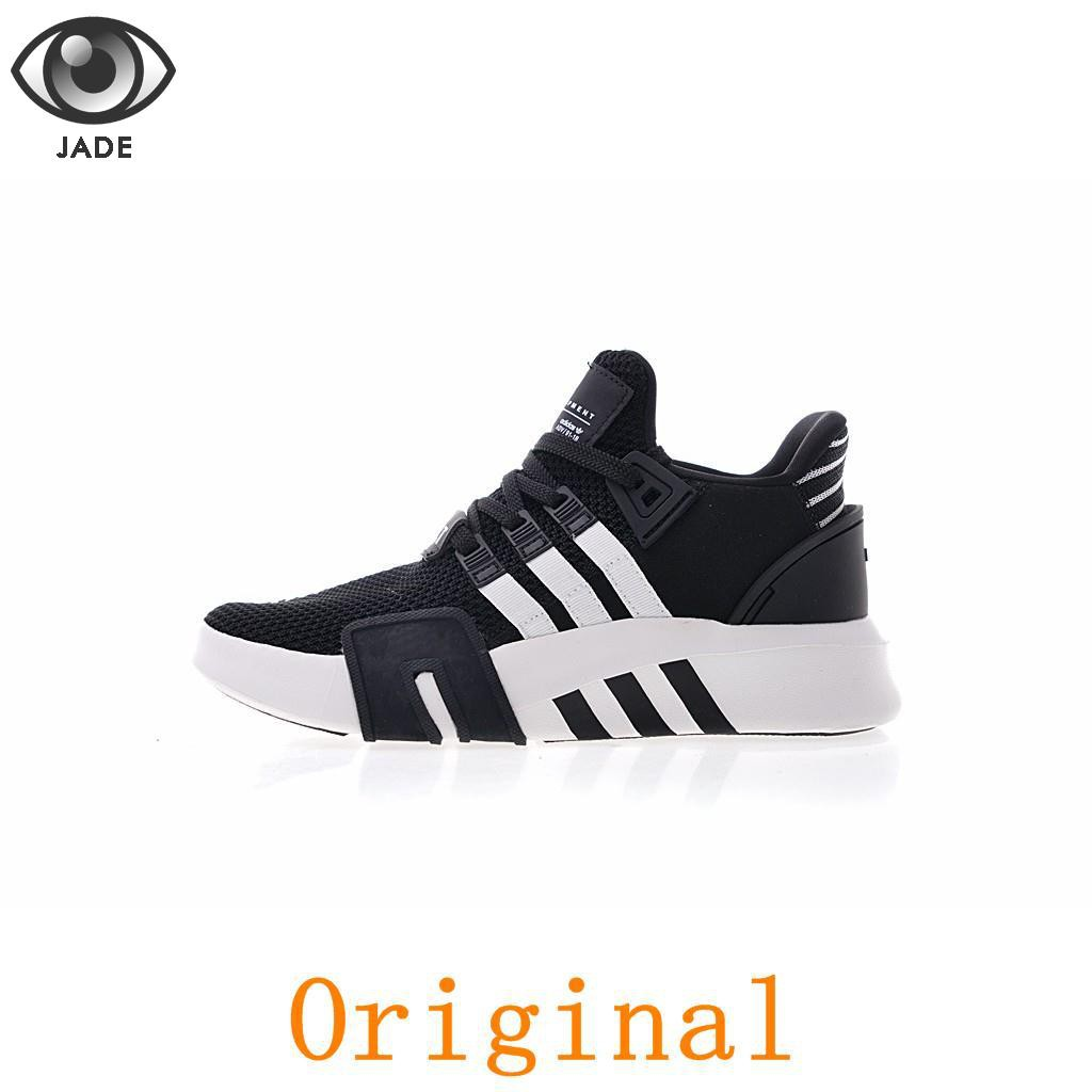 2019 Adidas EQT Basketball Black White Leisure Running shoes