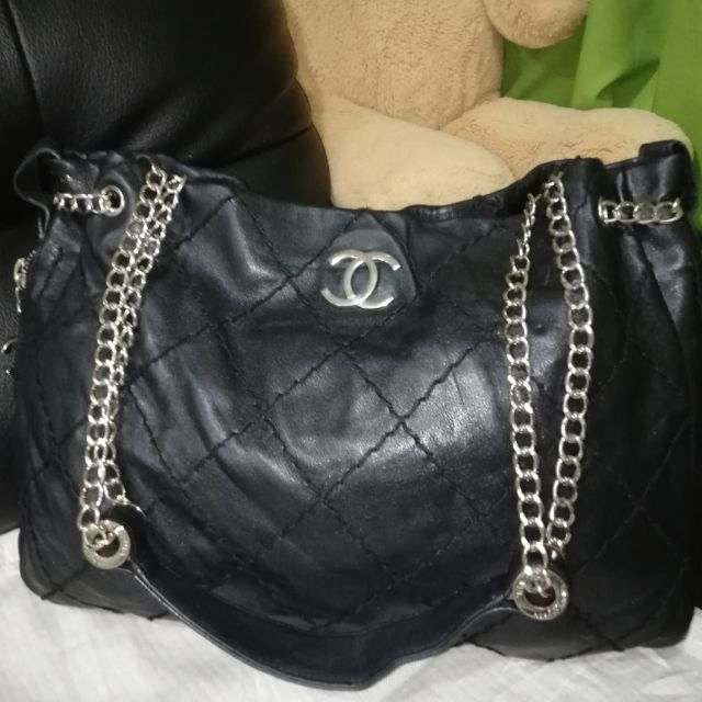 312c104af7535d Pre Loved Chanel Shoulder Bag Sho Philippines